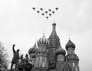 Жителей России ожидает впечатляющее воздушное шоу