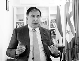 Михаил Саакашвили уверен, что в эпоху коронавируса Украина могла бы занять место Китая