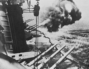 Грозные пушки советских линкоров так и не смогли проявить себя в настоящем морском бою