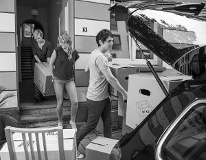 Многие семьи на Западе готовятся к выселению из арендуемого жилища