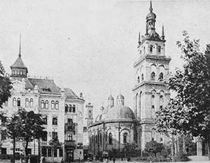 Всего сто лет назад Львов был польским городом