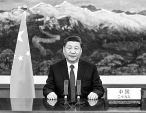 Председатель Си пообещал 2 млрд долларов пострадавшим от вируса странам