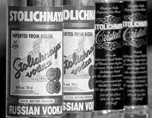У России снова заберут права на советские водочные бренды