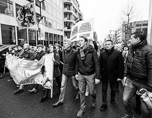 Бельгия является преуспевающей и тихой страной только с виду. Внутренние противоречия разрывают ее на части