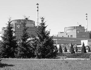 Украинские АЭС все больше снижают выработку электричества