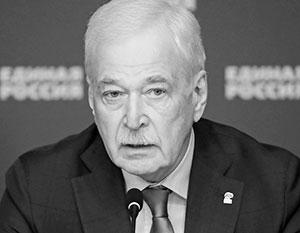 Фактический саботаж Минского процесса со стороны Киева длится с самого начала, считает Грызлов