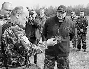 Лукашенко не теряет связь с реальностью, а выстраивает собственную