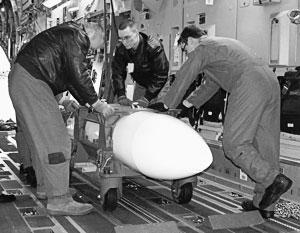 США разместили свои ядерные бомбы не только на территории Германии