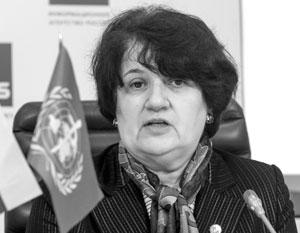 Мелита Вуйнович объяснила, почему в России низкий коэффициент смертности от COVID-19