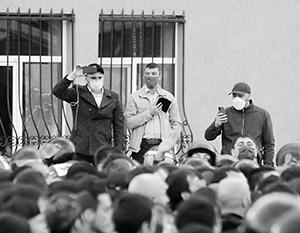 Вадим Чельдиев – человек, который был одним из застрельщиков митинга во Владикавказе