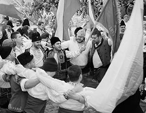 Численность этнических болгар в Одесской области составляет не меньше 300 тысяч
