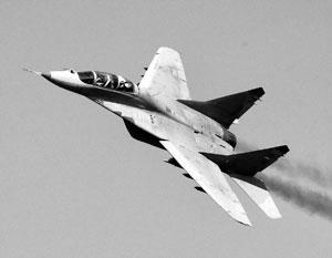 МиГ-29 неизвестного происхождения начали боевые действия в Ливии