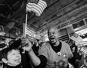 Фото:  Gerald Herbert/AP/ТАСС