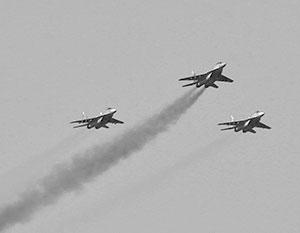 Над небом Ливии началась реальная воздушная война