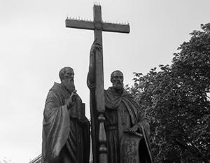 Национальность Кирилла и Мефодия до сих пор вызывает споры