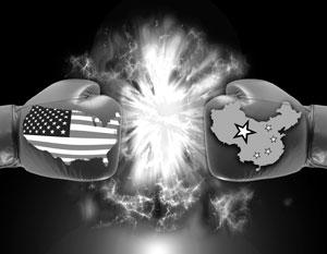США атакуют Китай по всем фронтам