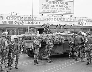 У Трампа осталась единственная надежда в вопросе усмирения беспорядков – на армию
