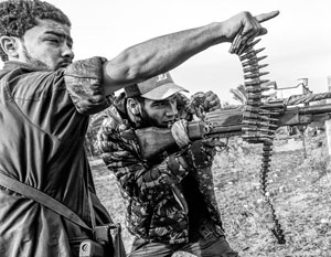 Поражение войск фельдмаршала Хафтара под Триполи пока еще не стало победой его врагов