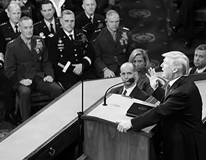 Руководство американских военных встало в открытую оппозицию к президенту