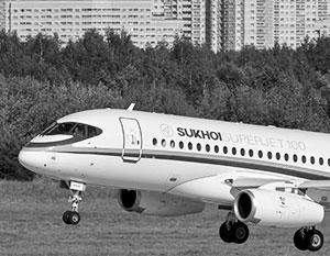 Первый гражданский самолет, созданный с нуля в современной России