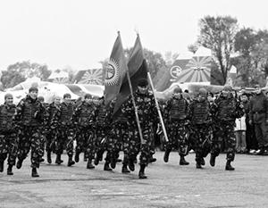 Военное присутствие России в Средней Азии имеет в виду не только Афганистан