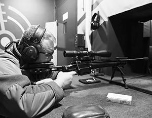 Рынок снайперского оружия в России поддерживают в основном гражданские, а не военные заказчики