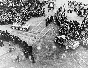 Советские войска вошли в Прибалтику почти без сопротивления
