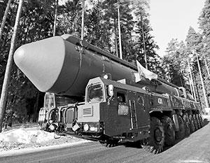 Сокращение только российских ядерных вооружений США больше не интересует