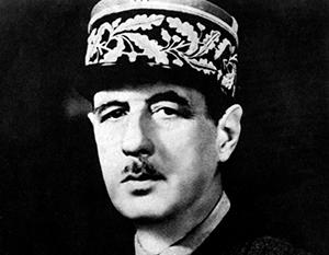 Де Голль создал новых французов и новую страну на месте спасенной им старой