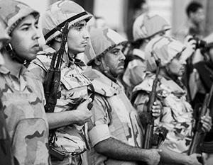 Египетская армия всерьез готовится к вторжению в Ливию