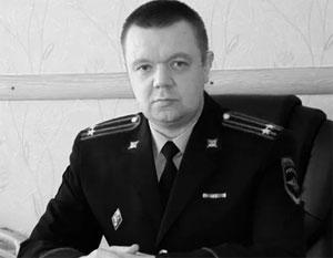 39-летний подполковник Дмитрий Борзенков успел сделать в МВД хорошую карьеру