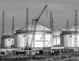 Нефтехранилища в этот кризис стали на вес золота