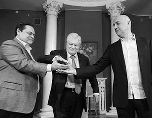 Семигин, Миронов и Прилепин уверены в правильности выбранной стратегии
