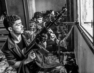 Ливийская гражданская война оказалась для Германии хорошим поводом вспомнить о роли военной силы