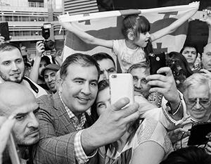 Россия достаточно безболезненно перенесла бы возрождение в Тбилиси даже Гитлера, а не только Саакашвили