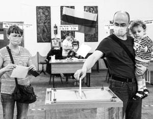 Если бы не коронавирус, явка на голосовании наверняка оказалась бы еще выше