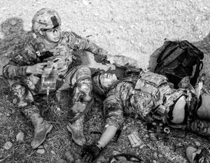 Россия больше заинтересована в том, чтобы американцы оставались в Афганистане, а не уходили из него