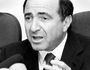 Беглый олигарх Борис Березовский