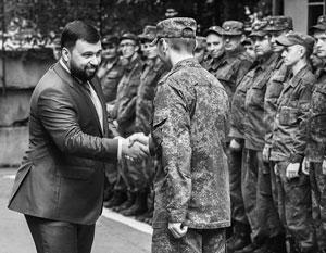 Управленческая элита народной республики состоит в том числе из людей, которые прошли через тяжелую и кровавую войну