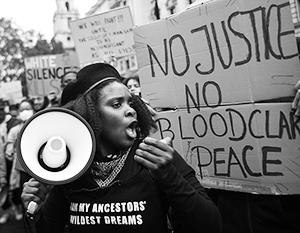 Чернокожие начинают настаивать на своем приоритете перед белыми