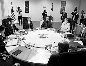 «Большая семерка» – не та приманка, ради которой Россия готова предать свои отношения с Китаем