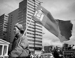 Монголия ищет способ противостоять Китаю