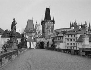 Архитектура нового города будет напоминать Прагу