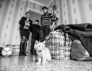 Уже к середине 20-х годов новоселье будут справлять по пять миллионов российских семей в год