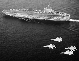 США переходят от политического сдерживания Китая к военному
