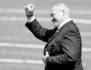 Белорусский лидер наверняка уже празднует победу на очередных президентских выборах