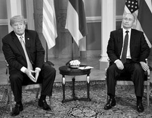 Трамп якобы жаждет встречи с Путиным на площадке Генассамблеи ООН в Нью-Йорке, чтобы обсудить «широкий круг проблем»