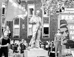 Западногерманские поклонники Ленина добились установки памятника Ильичу через суд
