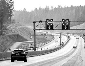 Россияне заработают на новых дорогах