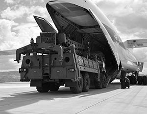 США четко дают понять, что система С-400 представляет для них реальную угрозу